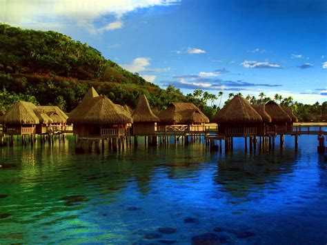 Tropical Island Beautiful Places To Visit