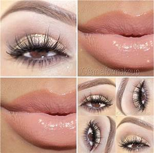 12 Easy and Pretty Prom Makeup Ideas For Brown Eyes   Gurl.com