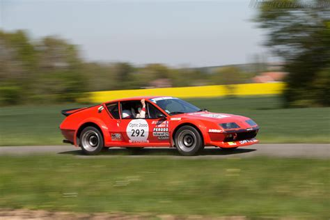 Alpine A310 V6 Group IV - Chassis: 45865 - Driver: Gerard ...