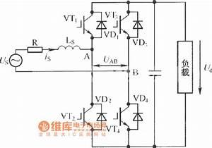 Single Phase Full Bridge Pwm Rectifier Circuit Principle