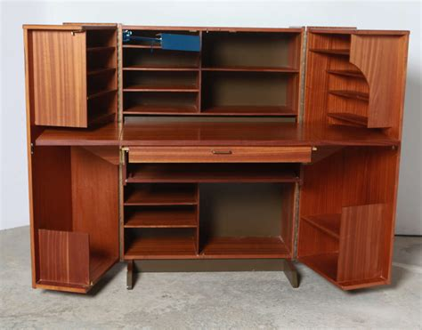 danish desk in a box danish quot desk in a box quot by mummenthaler and meier at 1stdibs
