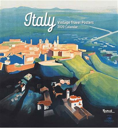 Travel Italy Calendar Posters Calendars