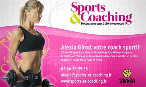 flyer sport  coaching pixelcreation graphiste freelance