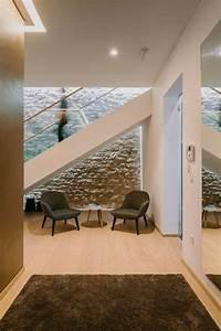 Décoration D Escalier Intérieur : d co cage escalier 50 int rieurs modernes et contemporains ~ Nature-et-papiers.com Idées de Décoration