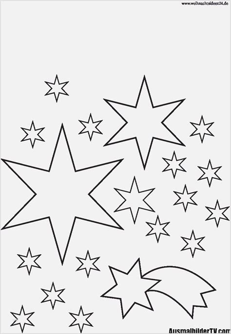 Weihnachtsdeko Basteln Fenster Vorlagen by Vorlage Zum Ausdrucken A4 Beste Sterne Zum Ausmalen