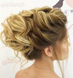 Idées Coupe cheveux Pour Femme 2017 / 2018 20 coiffures de mariage magnifiques pour les