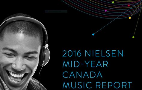 Nielsen Mid-year Canada Music Report