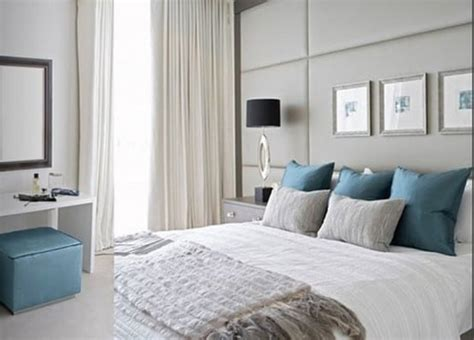 chambre bleu gris chambre bleu et grise 15 mod 232 les chics et sobres
