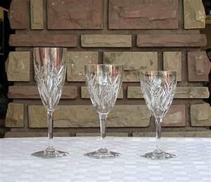 Service De Verre En Cristal : verres en cristal baccarat service auvergne ~ Teatrodelosmanantiales.com Idées de Décoration