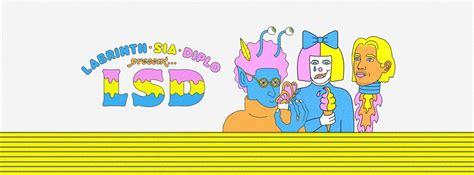 Diplo, Sia, Labrinth Form Supergroup Lsd
