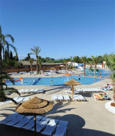 camping barcares camping loasis  etoiles  port barcares