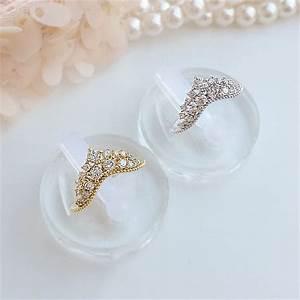 tiara crown wedding bands With crown wedding rings