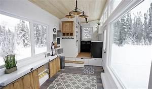 Tiny House L39intrieur De Cette Petite Maison Va Vous