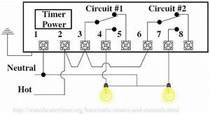 Solved  I Need A Wiring Diagram For An Intermatic Timer