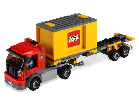 Lego Truck by Lego City 7939 Cargo Lorry Truck New Lego City
