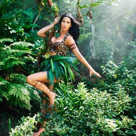 Katy Perry Roar Costume