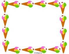 Printable fish stationery and writing paper. Free PDF ...