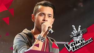 Vinchenzo  U2013 Thinking Out Loud  The Blind Auditions