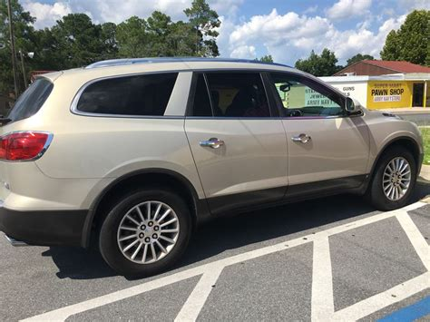 Used Buick Cars For Sale By Owner by 2008 Buick Enclave For Sale By Owner In Panama City Fl 32417