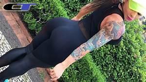 Bodybuilding Quotes Mind Blowing Brazilian Female Fitness Tigress  Adriana Tigre