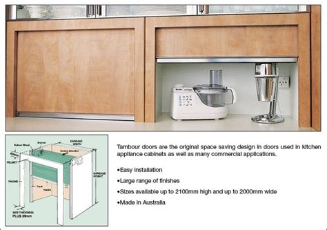 Kitchen Cupboard Doors Sydney by 11 Best Tambour Counter Shutters Images On