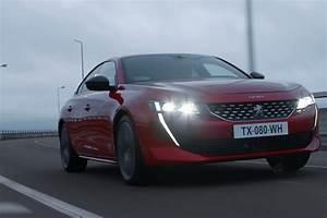 508 Peugeot 2018 : peugeot 508 2 2018 premi re vid o de la nouvelle 508 berline peugeot auto evasion ~ Gottalentnigeria.com Avis de Voitures