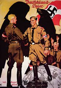 World War II in Pictures: German Propaganda Posters