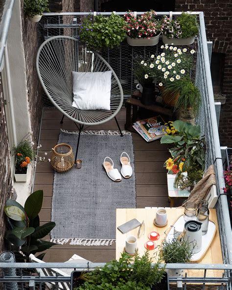 des idees deco pour votre balcon shake  blog