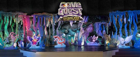 Decorating Ideas For Cave Quest Vbs by Cave Quest Vbs 2016 Vacation Bible School