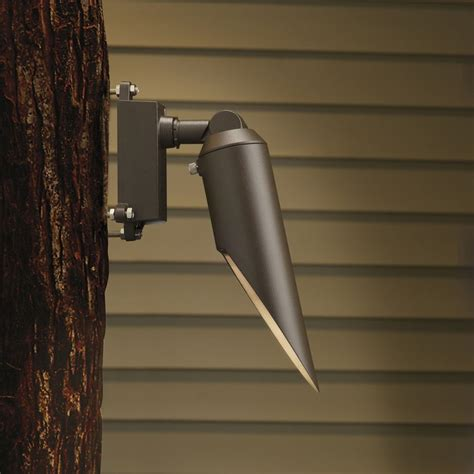 kichler adjustable low voltage tree light 15494azt