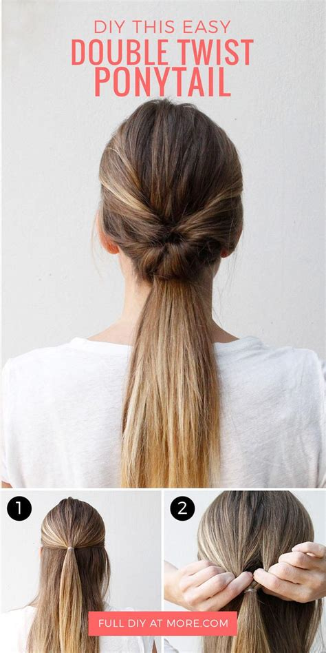 ideas  easy hairstyles  pinterest simple