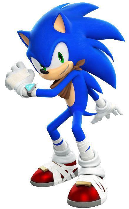 Hedgehog Sonic Boom