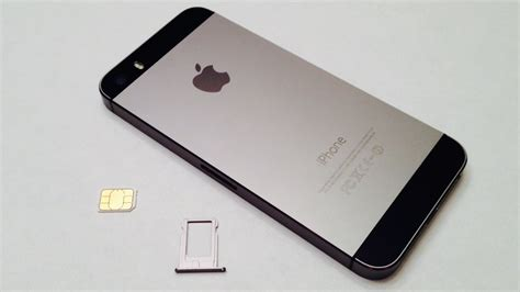 iphone 5s how to insert remove a sim card