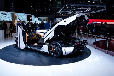 Geneva Motor Show 2018 Highlights