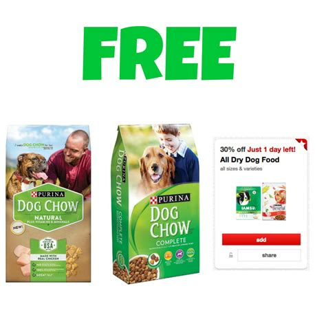 lb bag  purina dog chow naturals  target