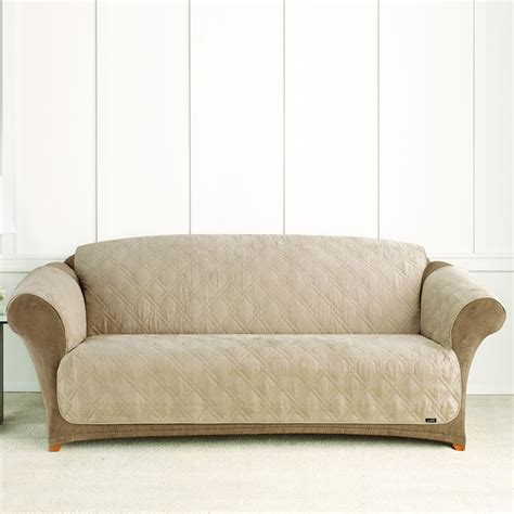 sure fit furniture covers sure fit slipcovers pet throw quilted sofa cover atg stores