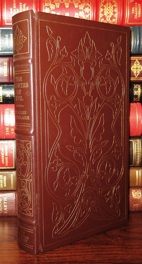Check spelling or type a new query. THE FLOWERS OF EVIL Franklin Library | Charles Baudelaire ...