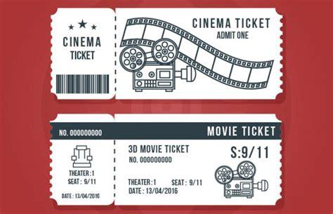 ticket design templates   designyep