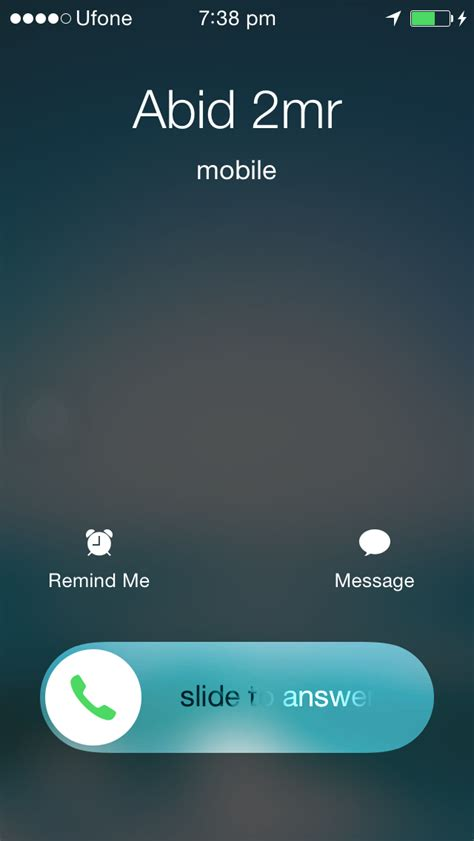 iphone not calls why do i get different call screens when receiving phone