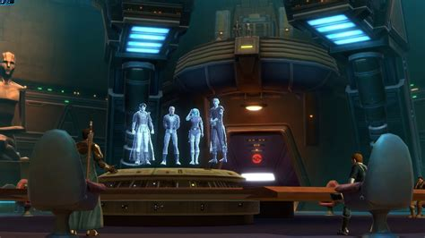 SWTOR - The Star Chamber & Ending (Light Side) - YouTube