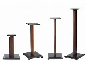 Natural Foundations Series Speaker Stands