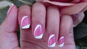 Simple Classy Pink Nails