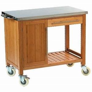 Chariot pour plancha Achat / Vente desserte de jardin Chariot pour plancha Les soldes* sur