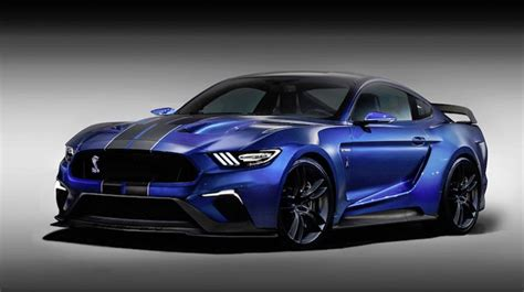 2018 Ford Mustang Face Lift Unveiled Carbuzzinfo