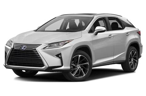 lexus suv rx 2017 new 2017 lexus rx 450h price photos reviews safety