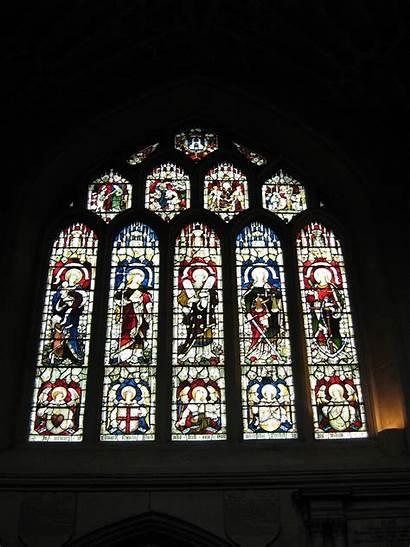 Abbey Bath Stained Glass Interior Steals Really