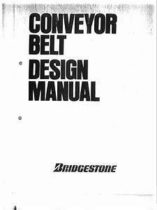 Conveyor Belt Design Manual