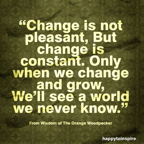 quotes change uncomfortable growing quotesgram