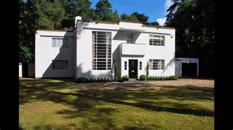 Art Deco Home Style : Art Deco House Design-youtube