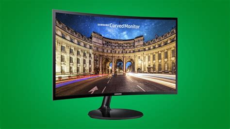 curved samsung monitor black friday deal